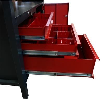 profi werkbank 1 t rig mit 3 schubladen g nstig online kaufen. Black Bedroom Furniture Sets. Home Design Ideas