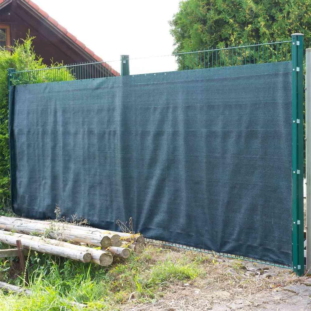 Schön Schutzzaun Sichtschutz 25 x 1,8m - absolut wetterfest! TQ84