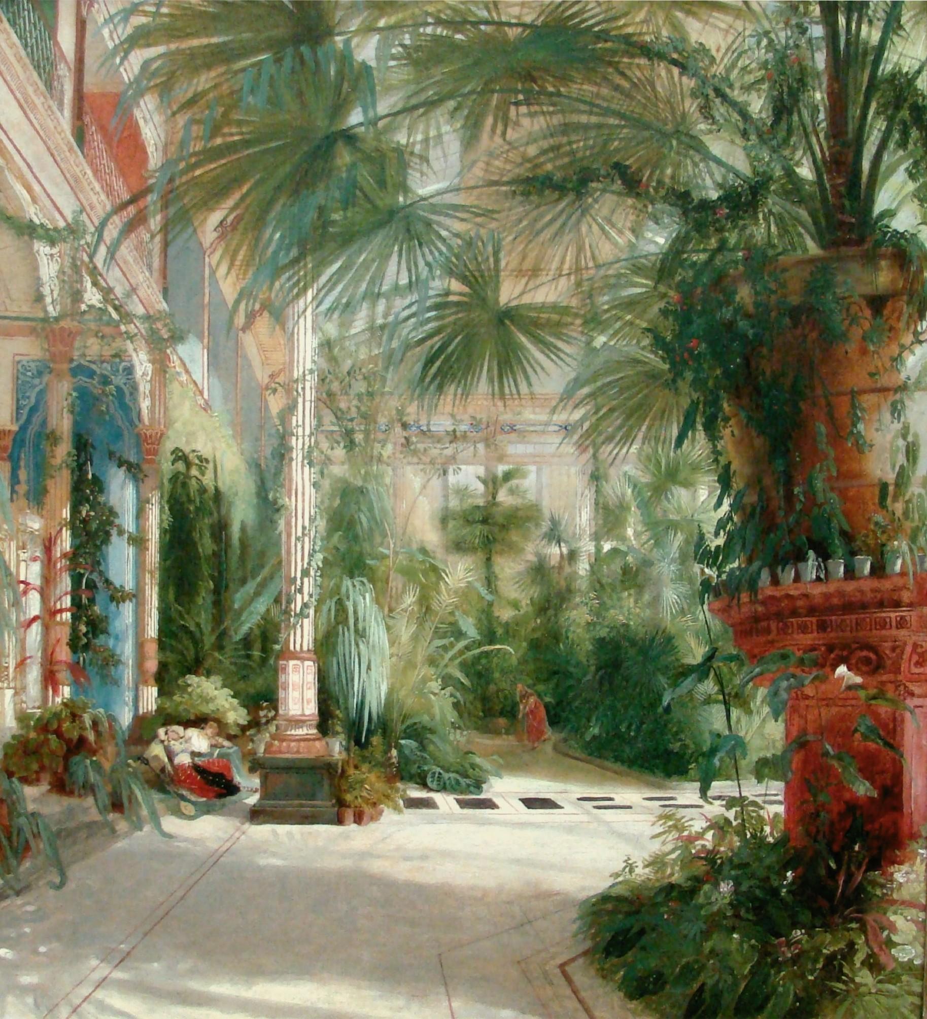 historie und entwicklung des wintergarten baumarkt. Black Bedroom Furniture Sets. Home Design Ideas