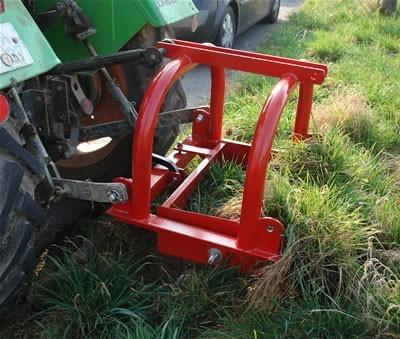 Heckschaufel für Traktor