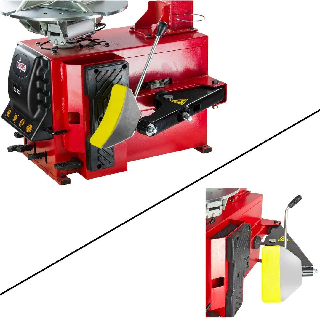 Reifenmontiermaschine Reifenmontagemaschine BL 502