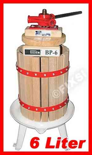 Obstpresse Saftpresse BP 6L