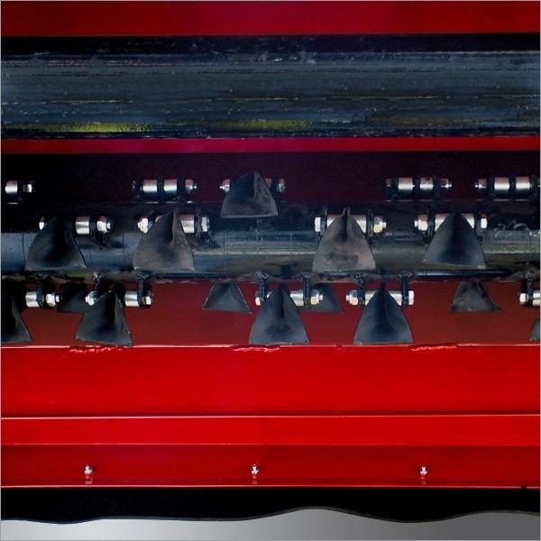 Schlegelmäher Mulcher + Fangbox SLM 160F