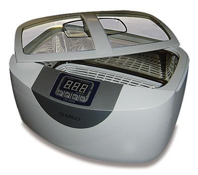 Ultraschallreiniger mit Sieb & Heizung 2,5 Liter