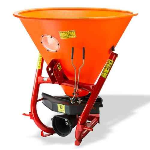 Düngerstreuer 500 Liter mit Zapfwellenantrieb