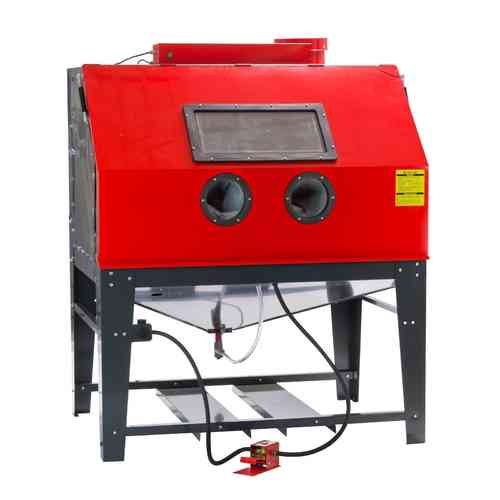 Sandstrahlkabine XXL PROFI - SK1200 Liter