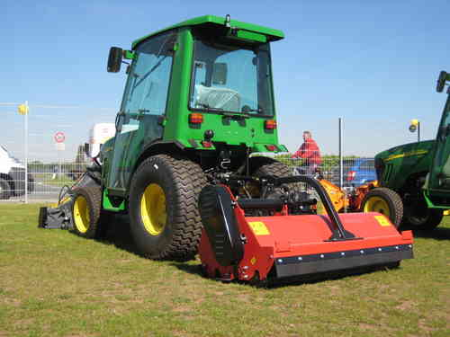 AGRITEC Mulcher GS40-80