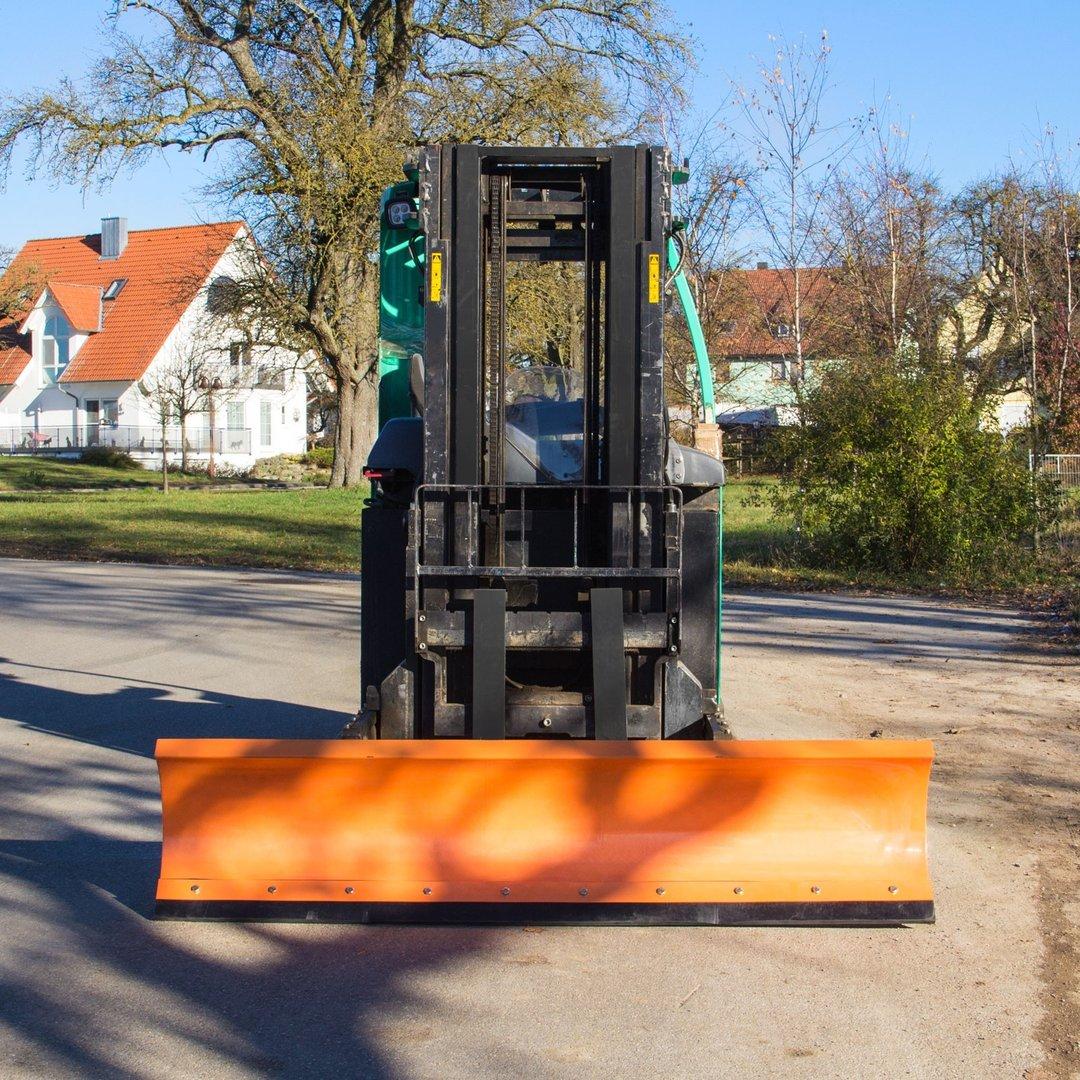 150 cm Räumschild  für Stapler