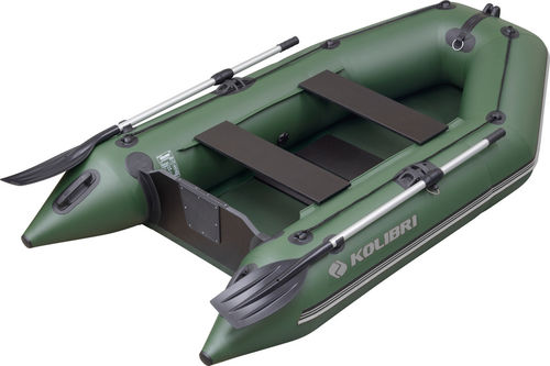 KM-260 Motorboot + Faltboden