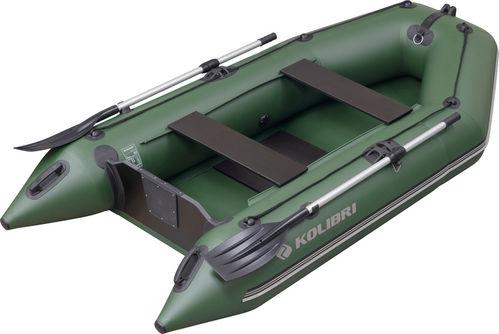 KM-280 Motorboot + Faltboden