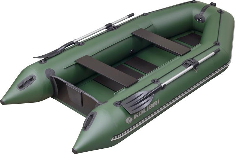 KM-330 Motorboot + Lattenrost