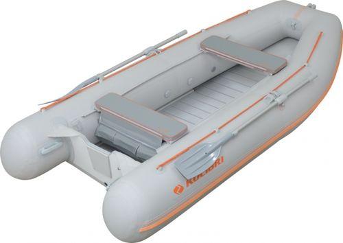 KM-330-DSL Motorboot + Aluboden