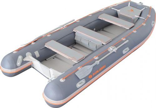 KM-400-DSL Motorboot + Aluminiumboden