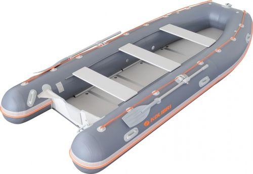 KM-450-DSL Motorboot + Aluminiumboden